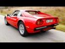 Ferrari 208 GTB Turbo - Драйверские опыты Давида Чирони