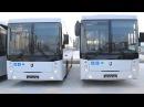 UTV. 100 новых экологичных автобусов выехали на дороги Башкирии
