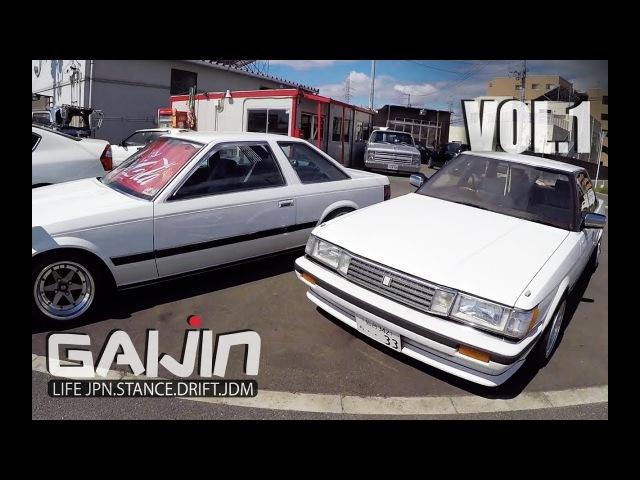 GAIJIN vol 1 Япа Радиация Скок стоит бенз JDM парковка и Босузоку грузовик