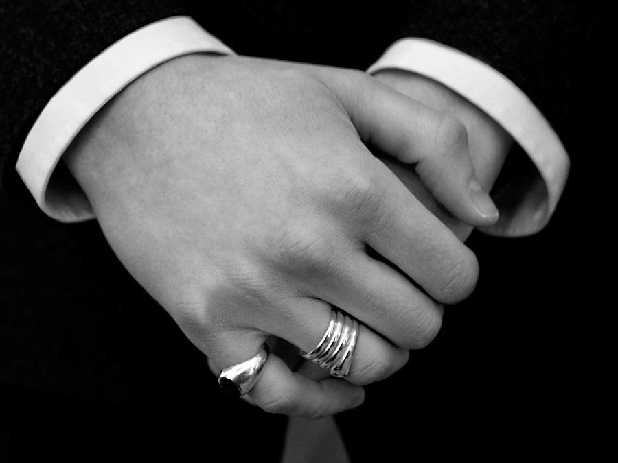 Мужские печатки и перстни