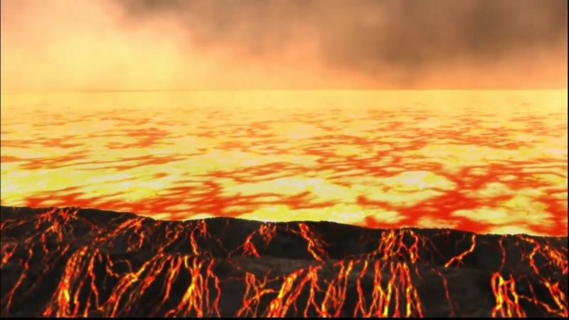 Discovery Channel - Large Asteroid Impact Simulation