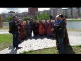 Начало Славянской ярмарки-2017