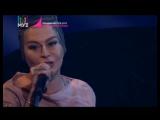 Наргиз Закирова и Максим Фадеев Вдвоем, премия МУЗ-ТВ 2017