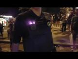Беспредел в центре Николаева. Немощная полиция