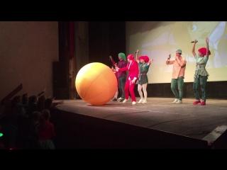 Барбарики - Не уроните шарик (музыка и слова Любаши)