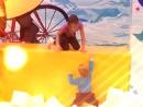 Активный отдых моих детишек в батутном комплексе полетайКА