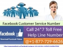Prompt get arrangement on Facebook Customer Service Number 1-877-729-6626 Toll free
