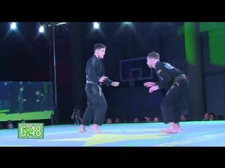 Renato Canuto vs Aaron Wilson Fight to Win Pro 16