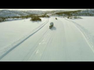 Ледовый путь дальнобойщиков 1 сезон 6 серия из 10 / Ice Road Truckers (2008) HD 720p