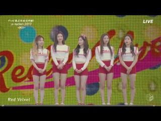 170826 Red Velvet @ A-Nation 2017 in Tokyo Full Cut 720