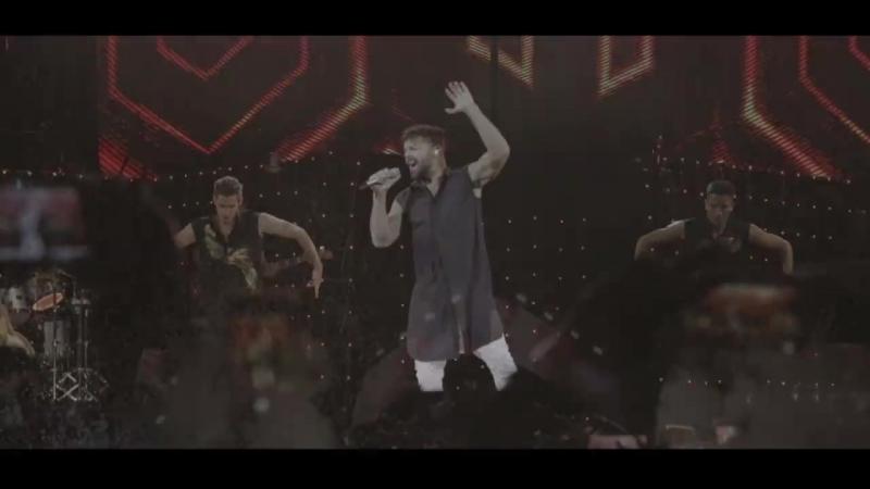 Ricky Martin Puebla, México gracias por una gran noche! OneWorldTour