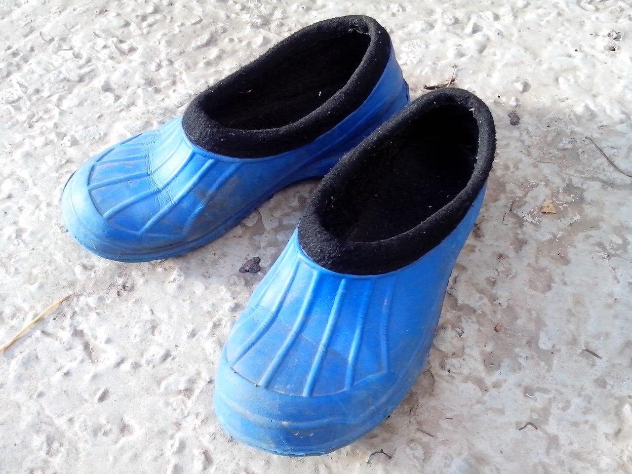 Какую обувь взять на «сменку» в осенний поход?