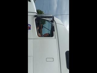 Truck Uzbeklar Americada