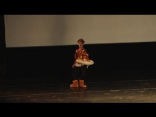 Корякский танец- Норильск- 20-23 июня 2016 г. Белые Ночи, г. Санкт-Петербург