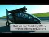 PAL-V Launches the PAL-V Liberty