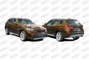 Спойлер для BMW X1 (E84)