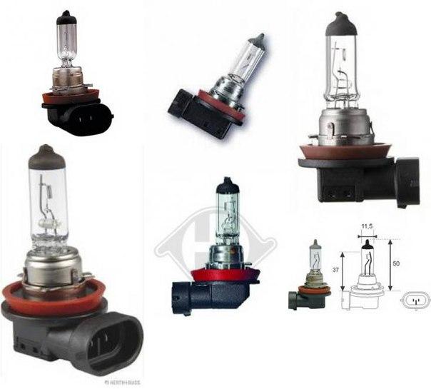 Лампа накаливания, стояночные огни / габаритные фонари для BMW X4 (F26)