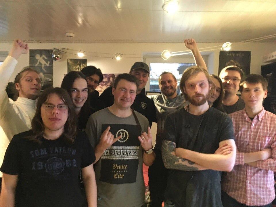 Участники турнира по Guilty Gear Xrd Revelator 1v1 [Москва]