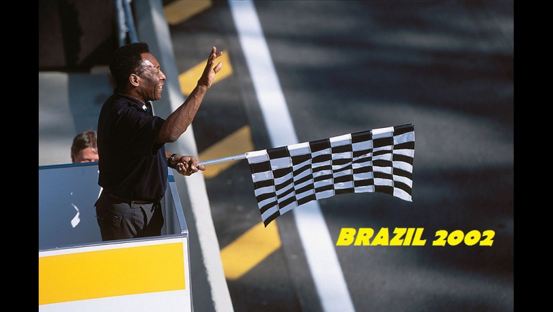 31.03.2002 г. Гран-При Бразилии,Интерлагос. Гонка