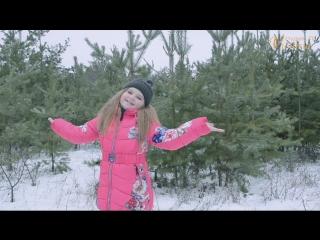 ЕЛОЧКЕ НЕ ХОЛОДНО ЗИМОЙ - ВИКТОРИЯ ЛУДАН (Студия эстрадного вокала Victoria )
