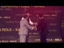 IIFA Utsavam 2017 / promo Gemini TV - young tiger Jr NTR lifting the award