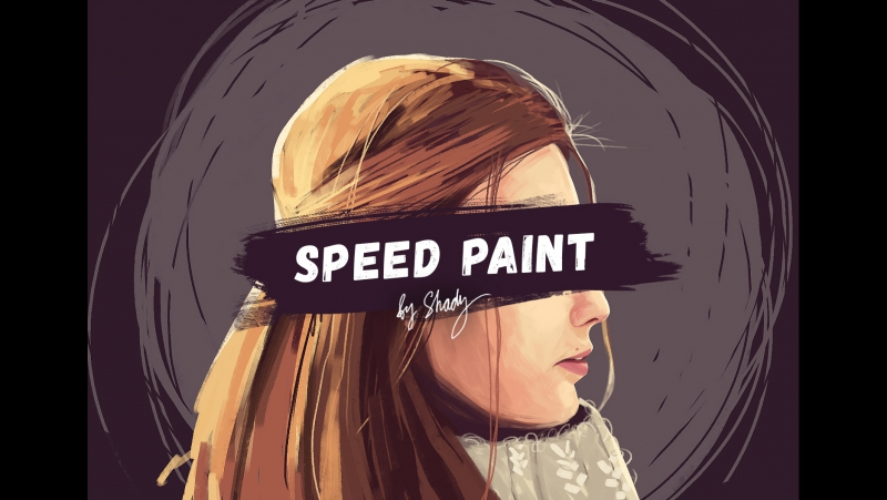 Speed paint. Ильсияр.