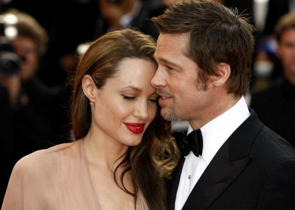 Бред Питт не собирается разводиться с Анджелиной Джоли