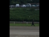 June 5: Another video of Justin playing soccer in Aarhus, Denmark.