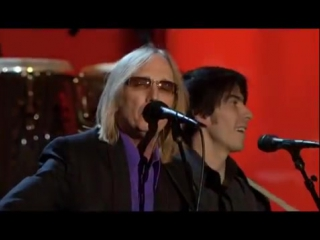 Prince, Tom Petty, Steve Winwood, Jeff Lynne and others -- While My Guitar Gently Weeps