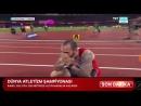 Ramil Guliyev Türkiye atletizm tarihinin 200m branşının ilk dünya şampiyonu!