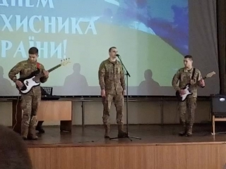 ЦЗСД МО та ГШ ЗСУ- На Небі (Океан Ельзи cover)