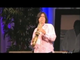 Sax Man Warren Hill Performs on Gary Kelly
