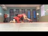 Lyavina Mila training