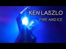 Ken Laszlo - Fire and Ice (Extended Version) - Official Promo Clip - Italo Disco