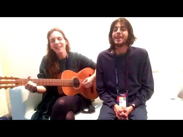 KievSemFiltro – Dia 7 Salvador e Luísa fazem versão da canção belga | RTP