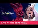 Lindita World Albania LIVE at the first Semi Final