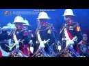 Royal Marine Drummers Top Secret Drum Corp - Mountbatten Festival of Music