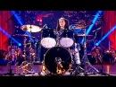 Екатерина Филимонова – ударная установка, «Sing, sing, sing» Синяя птица 2016