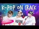K-POP CRACK Rus. (Давай поженимся, часть 1)