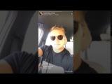 Олег Майами в прямом эфире Instagram 05.08.2017