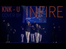 KNK U cover by INFIRE Webcon 2017 Dance Show