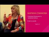 Марина Семакова 2.1 Анатомия женских органов, зачатие, беременность. Часть 1