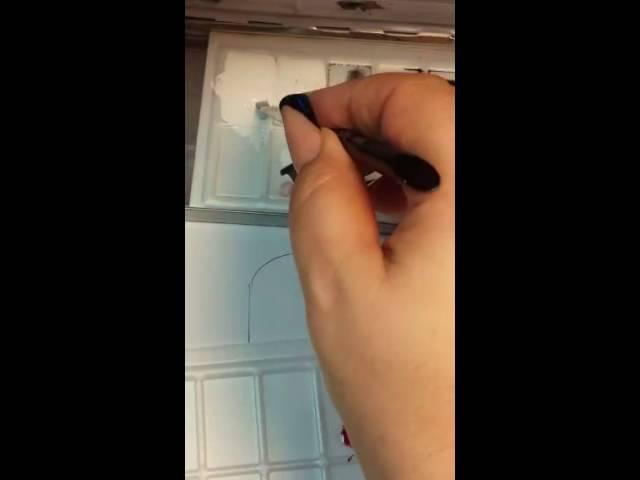 Как сделать мокрую розу на ногтях. Мастер-класс от Юлии Билей