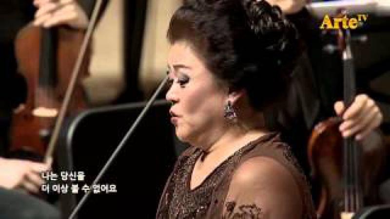 2012행복나무오케스트라 Pace, Pace, mio Dio(소프라노 김영미)