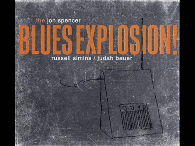The Jon Spencer Blues Explosion - Orange (Full Album)