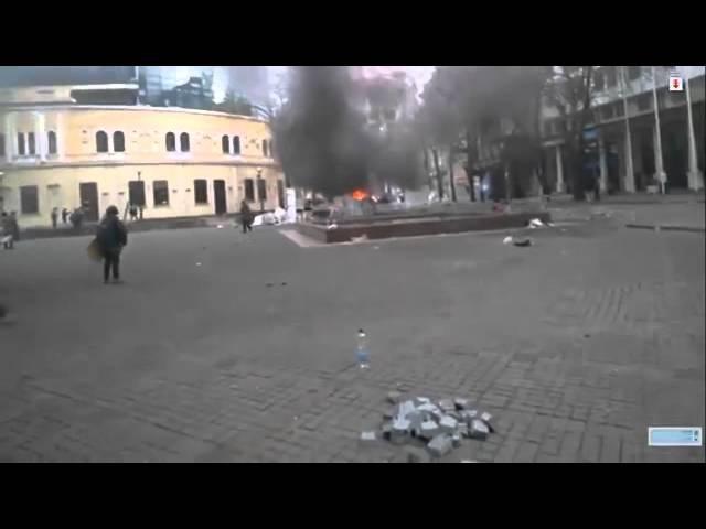 Химики Моссада убивали 2 мая в Одессе. Доказательства.