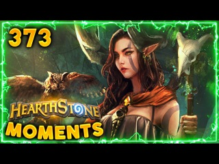 That OTK Druid Play!! | Hearthstone Gadgetzan Daily Moments Ep. 373 (Funny and Lucky Moments)