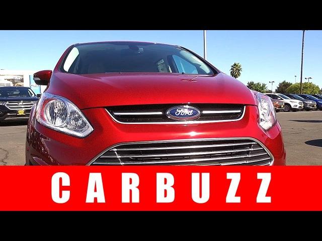 2017 Ford C-Max Hybrid - против Toyota Prius