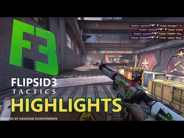 FlipSid3 Tactics CS:GO Highlights