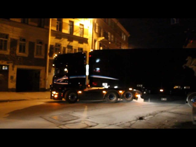 FH Trans in St. Peterburg (part2)